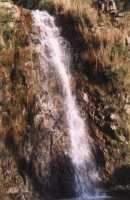 waterfall on Devil's Peak
