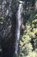 huge waterfall at Kranshoek
