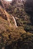 waterfall above Simonstown