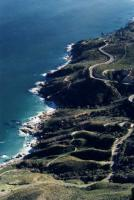 Chapman's Peak drive from upper Silvermine