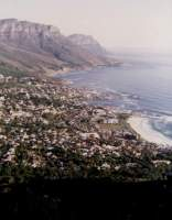 Camps Bay from Kloof Nek